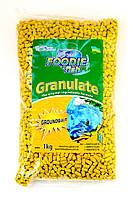 Гранулы, пеллетс быстрорастворимый 5 мм кукуруза Foodie Fish  5 кг