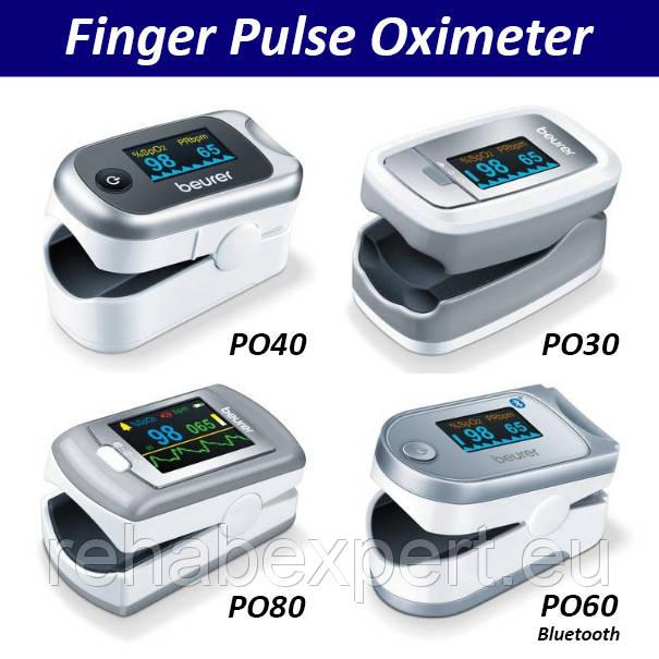 Пульсоксиметр Beurer PO 60 Finger Pulse Oximeter