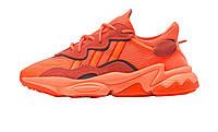 """Мужские кроссовки Adidas Ozweego """"Orange"""""""