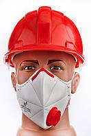 Респиратор маска Микрон с клапаном FFP-3