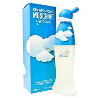 Moschino Cheap and Chic Light Clouds туалетная вода 100 ml. (Москино Чип Энд Чик Лайт Клоудс), фото 1