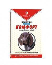 Комфорт ошейник от блох  для собак 65 см,Продукт
