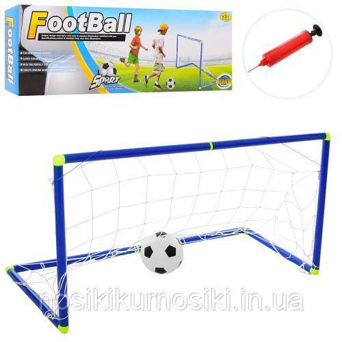 Детские футбольные ворота, M 6023 высота 45 см