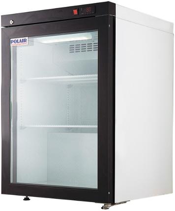 Холодильник мини для икры Polair DP102-S, фото 2