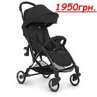 Детская прогулочная коляска ME 1058 WISH Black