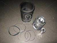 Гильзо-комплект ЕВРО-2 (ГП+Кольца+кольца+уплотнительные кольца) (общая головка ) корот. гильза Поршень Комплект (пр-во ЯМЗ) 7511.1004006-50