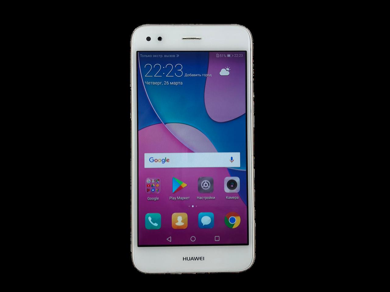 Huawei Nova Lite 2/16Gb 2017 Gold Grade C Б/У
