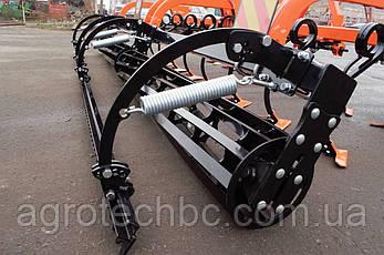 Культиватор навесной ВЕПР-4.2Н-01 духвитковая стойка BELLOTA, фото 2