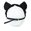 Маска кішки LOVECRAFT чорна, фото 5