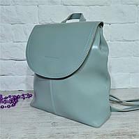 Рюкзак Star с переливами голубой молодежный, фото 1