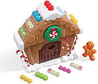 Новогодняя детская игрушка Пряничный домик Step2