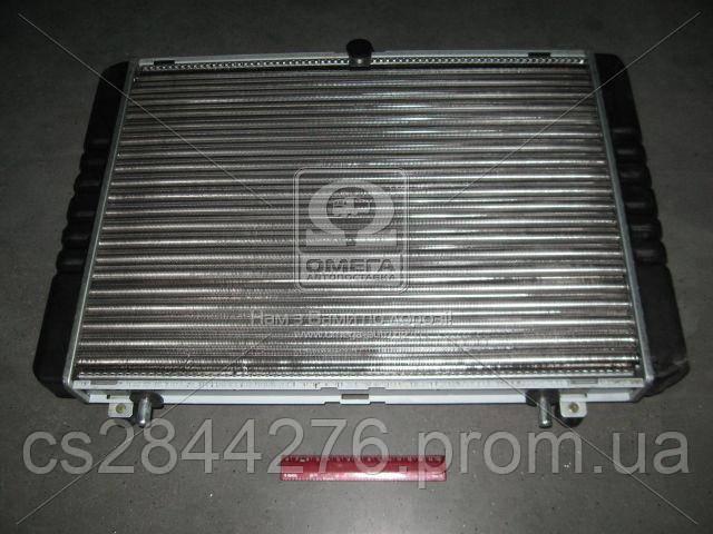 Радиатор водяного охлаждения ГАЗ 3302 (3-х рядный ) (под рамку) аллюминиевый (пр-во Прогресс) 3302-1301010