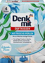 Освежитель для шкафа Denkmint Textilerfrischer Duftkissen Wäsche-Traum 4шт