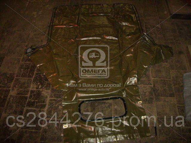 Тент УАЗ 469(31512) цвета (пр-во г.Ульяновск) 3151-6002020-01