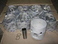Поршень цилиндра ЗИЛ 130 (с пальцем и кольцом стопорным)(СТ) D=100,0 мм (8 шт.) пр-во Украина 130-1004015-А3