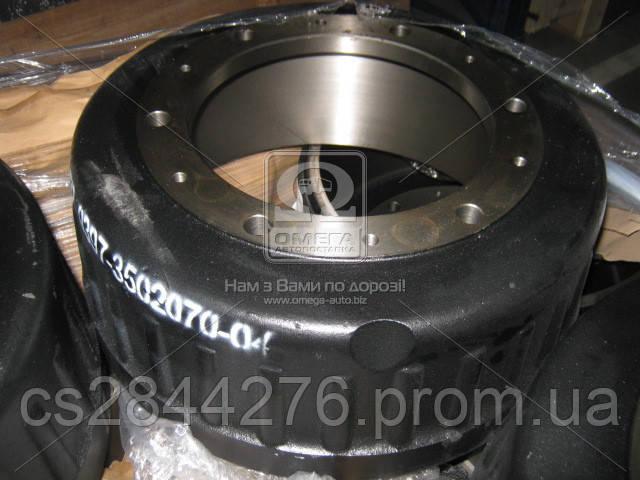 Барабан тормозной МАЗ полуприцепа 6 шпилек (RIDER) 9397-3502070-04