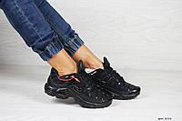 Кроссовки женские,подростковые Nike air max TN,черные, фото 1