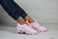Кроссовки женские,подростковые Nike air max TN,розовые, фото 1