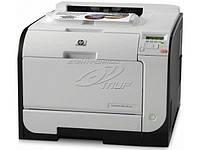 Заправка HP LaserJet Pro 400 M451dw картриджи CE310A, CE311A, CE312A, CE313A