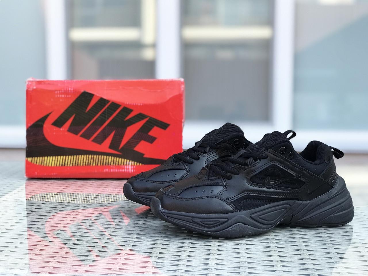 Подростковые кроссовки Nike M2K Tekno,черные