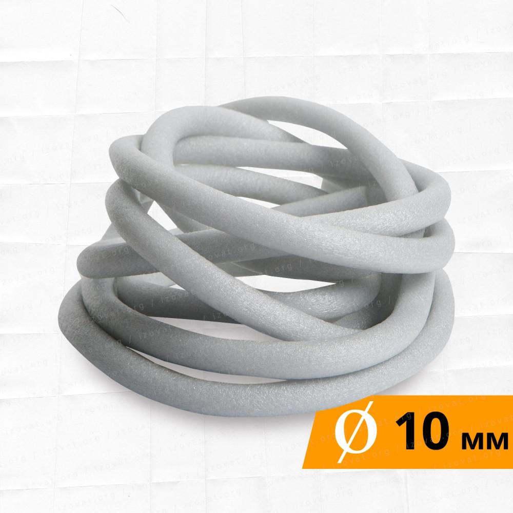 Джгут ущільнювальний ППЕ для ізоляції швів і стиків 10 мм