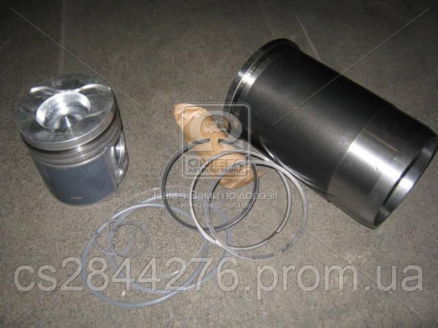 Гильзо-комплект КАМАЗ 740.30 (ГП+Кольца+Палец+стопорные кольца+уплотнитель ) КамАЗ Евро-2 ДАЛЬНОБОЙ (МОТОРДЕТАЛЬ) 740.30-1000128-44
