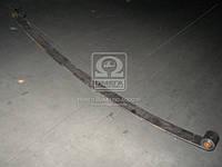 Лист рессоры №1 задний Зубрёнок 1595 мм (пр-во МРЗ) 4370-2912055