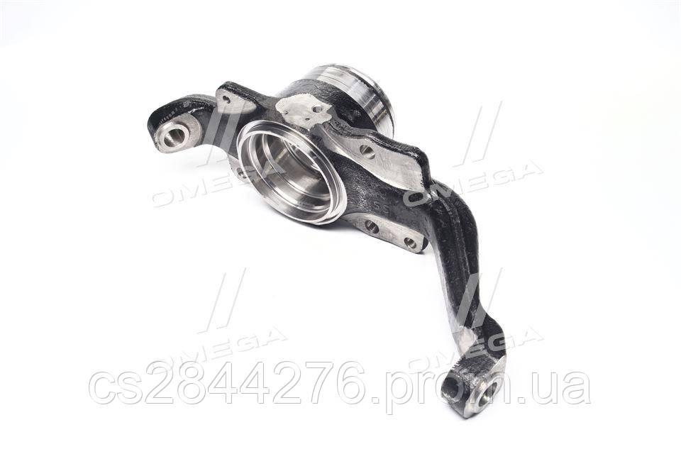 Кулак поворотный ВАЗ 21230 левый под АБС (пр-во АвтоВАЗ) 21230-300101510