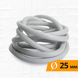 Джгут ущільнювальний ППЕ для ізоляції швів і стиків 25 мм