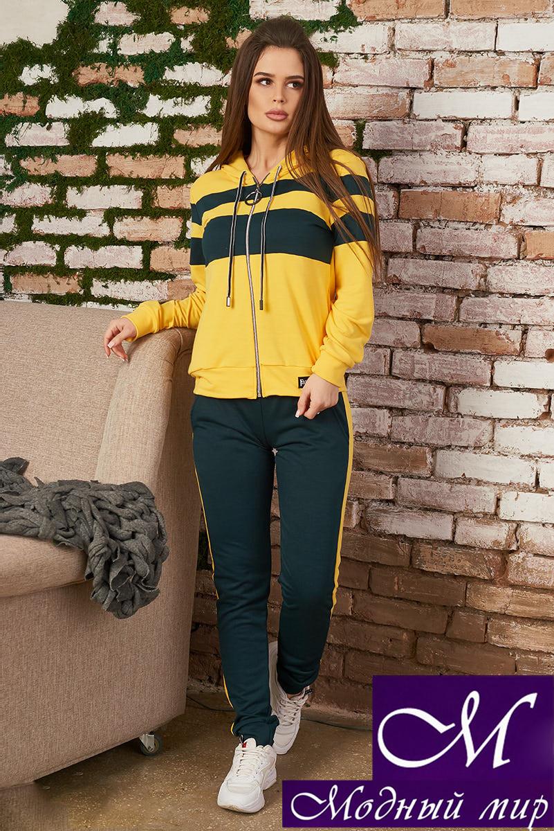 Яркий спортивный костюм женский (р. S-M, M-L) арт. 34-409