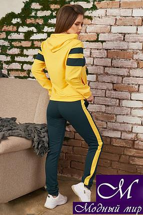 Яркий спортивный костюм женский (р. S-M, M-L) арт. 34-409, фото 2