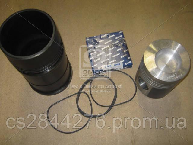Гильзо-комплект ЯМЗ 236 (ГП+кольца) Поршень Комплект группа Б (пр-во ЯМЗ) 236-1004005-Б