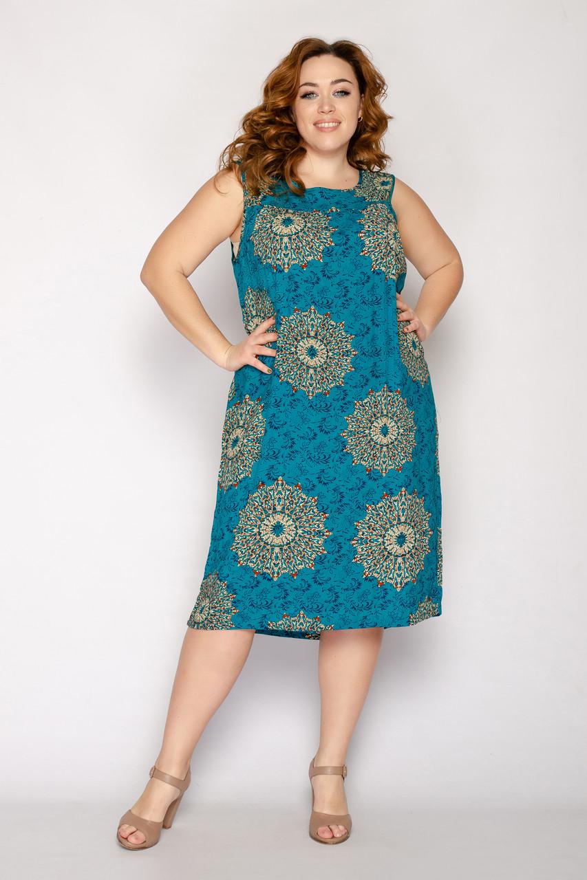 Женское летнее платье 032-52