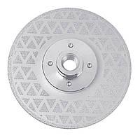 100 115 125мм Шлифовальный круг Пильный диск для гранитного мрамора-1TopShop