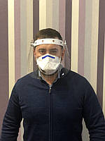 Защитный экран, маска