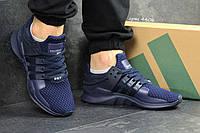 Кроссовки мужские Adidas Equipment, синие 44р, фото 1