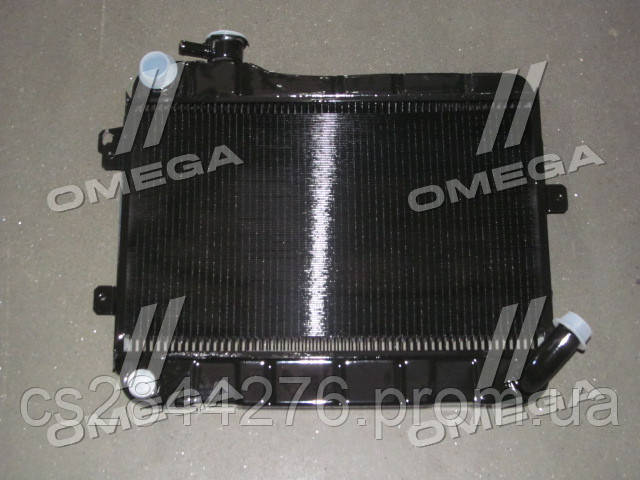 Радиатор водяного охлаждения ВАЗ 2103, 06 (2-х рядн) медный (пр-во г.Оренбург) 2103-1301.012-60