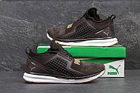 Мужские кроссовки Puma Ignite Limitless,замшевые,коричневые 42,45р, фото 1