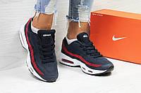 Кроссовки женские Nike air max 95,темно синие 38, фото 1