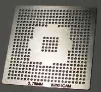 Трафарет прямого нагрева 82801CAM 0.76mm