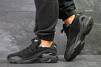 Мужские кроссовки Reebok,замшевые,черные 44р, фото 1