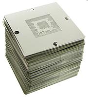 Трафарет под стол XBOX CACHE 0.45mm
