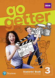 Учебник  Go Getter 3 Student's book