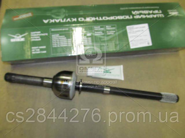 Шарнир кулака поворотного УАЗ 452 правый Новый образец (пр-во УАЗ) 3151-2304060-04