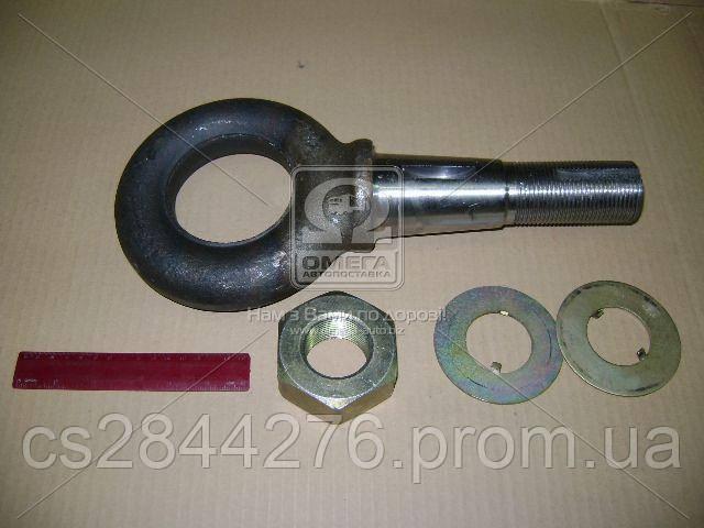 Петля сцепная КАМАЗ стандарт в сборе d=90 мм (пр-во Россия) 8602-2707070