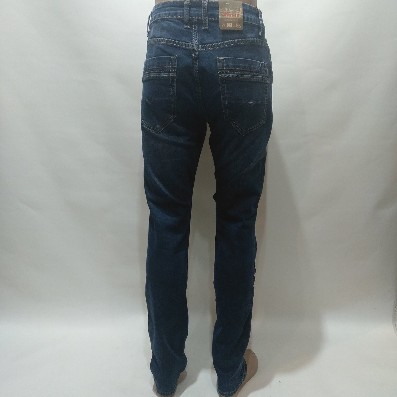 Мужские джинсы хорошего качества Viman