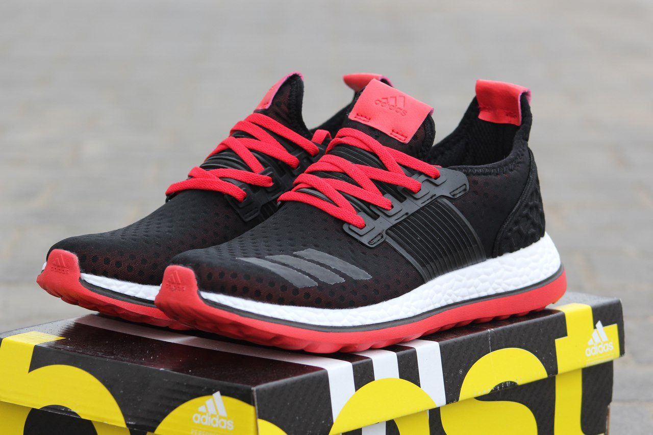 Крутые мужские кроссовки Adidas Pure Boost,40р
