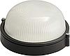 Светильники термостойкий влагозащищённый LED 18W круг чёрный 170-265V 1440LM IP65 / LM975