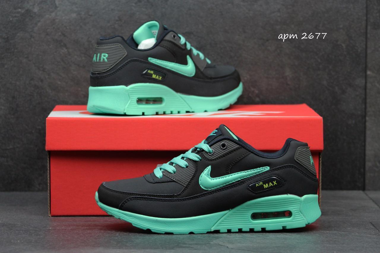Подростковые,женские кроссовки NIKE AIR MAX 36