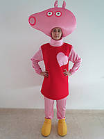 Ростовая кукла - Свинка  Пэппа, фото 1